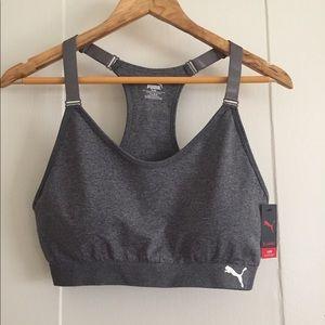 NWTs $28 Puma Sports Bra, Size XL